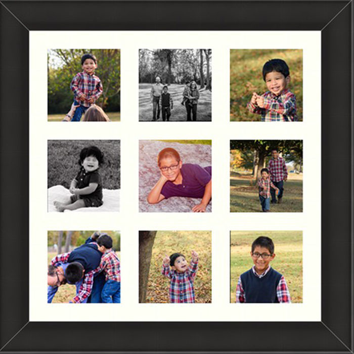 Wall art Framed Family Photography
