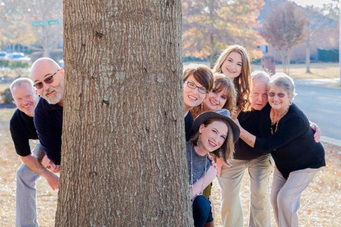 Holiday Family Murfreesboro TEnnessee