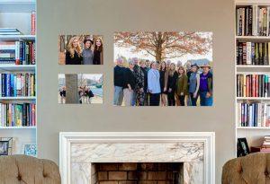 Family Photo Wall Art Gallery Murfreesboro TN